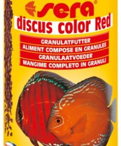 Sera discus color Red 116g-0