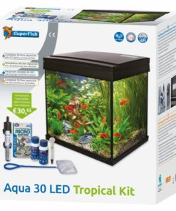 Superfish Aqua 30 led tropical kit -0