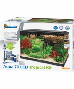 Superfish Aqua 70 led tropical kit-0