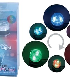 H2Show LED verlichting. Multicolor