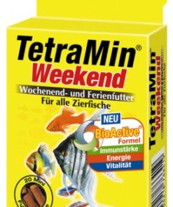 TetraMin Weekend.