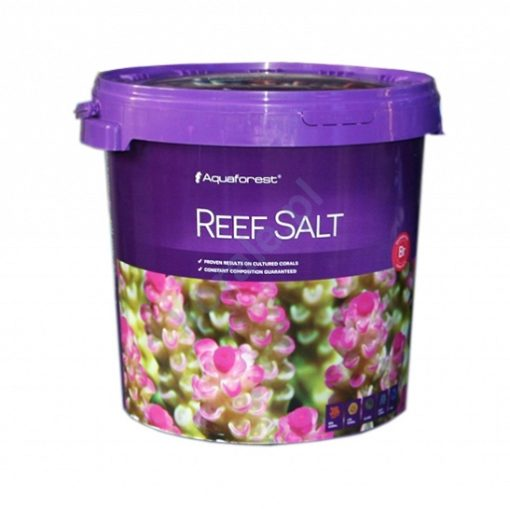 Aquaforest Reef Salt 22 kg-0