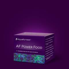 Aquaforest powerfood 20 gr.-0