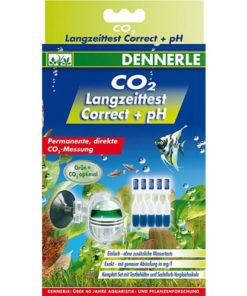 Dennerle co2 langetermijntest correct+ph