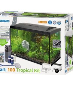 Superfish Aqua 100 led tropical kit