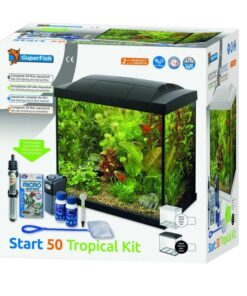 Superfish Aqua 50 led tropical kit