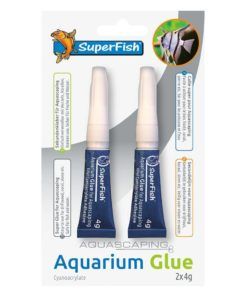 Superfish aquarium glue