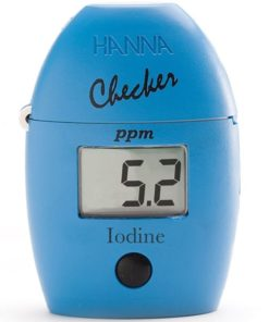 Hanna jodium Checker HI718