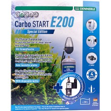 Dennerle co2 carbo start e200 special edition