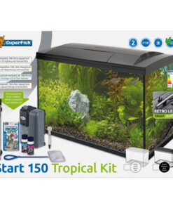 Superfish aqua tropical kit 150